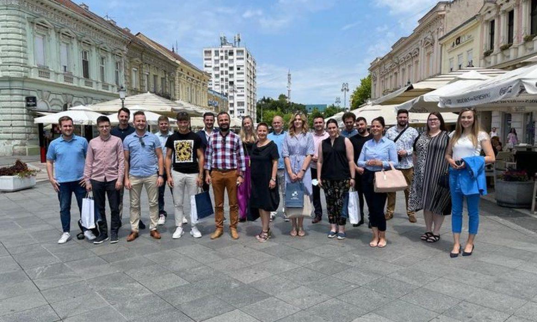 """Održana prezentacija na temu """"Mjere za mlade i provođenje mjera na području Brodsko-posavske županije"""""""