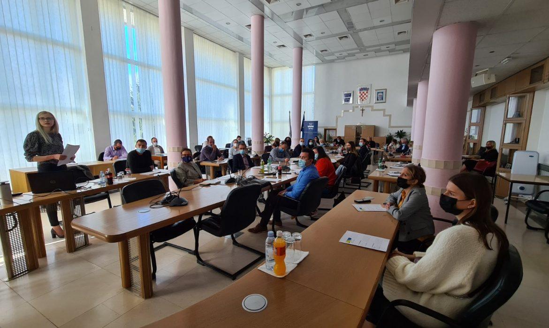 Održan sastanak s lokalnim koordinatorima na temu izrade provedbenih programa JLP(R)S