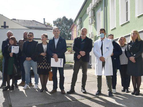 """Održana završna konferencija Projekta energetske obnove upravne zgrade Bolnice """"Dr. Josip Benčević"""""""