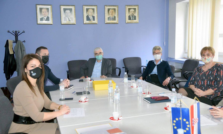 Sastanak na temu napretka EU projekta pripreme dokumentacije za razvoj Regionalnog tehnološkog centra za strojarstvo
