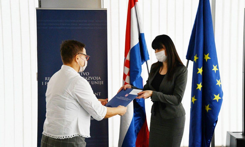Uručene akreditacije za regionalne koordinatore
