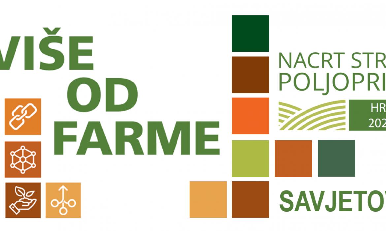 Otvoreno je savjetovanje o Nacrtu prijedloga Strategije poljoprivrede do 2030