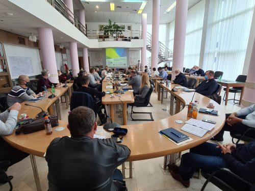 Održan je koordinacijski sastanak predstavnika JLS BPŽ