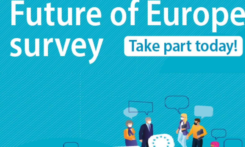 Sudjeluj u kreiranju budućnosti Europe