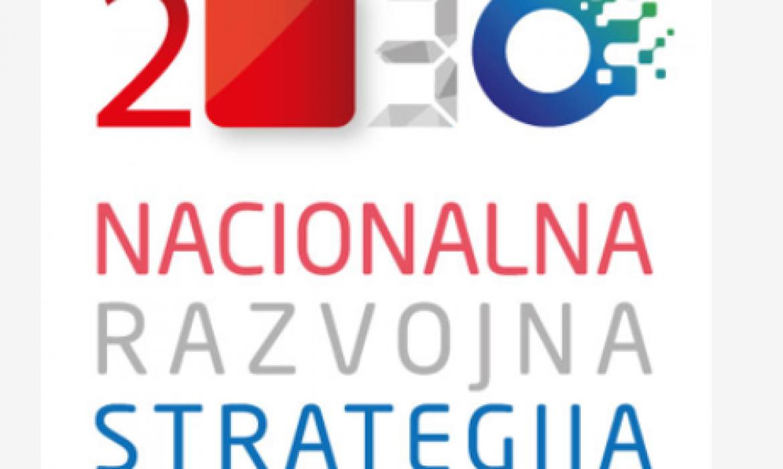 Javno savjetovanje o Nacrtu prijedloga Nacionalne razvojne strategije do sredine prosinca