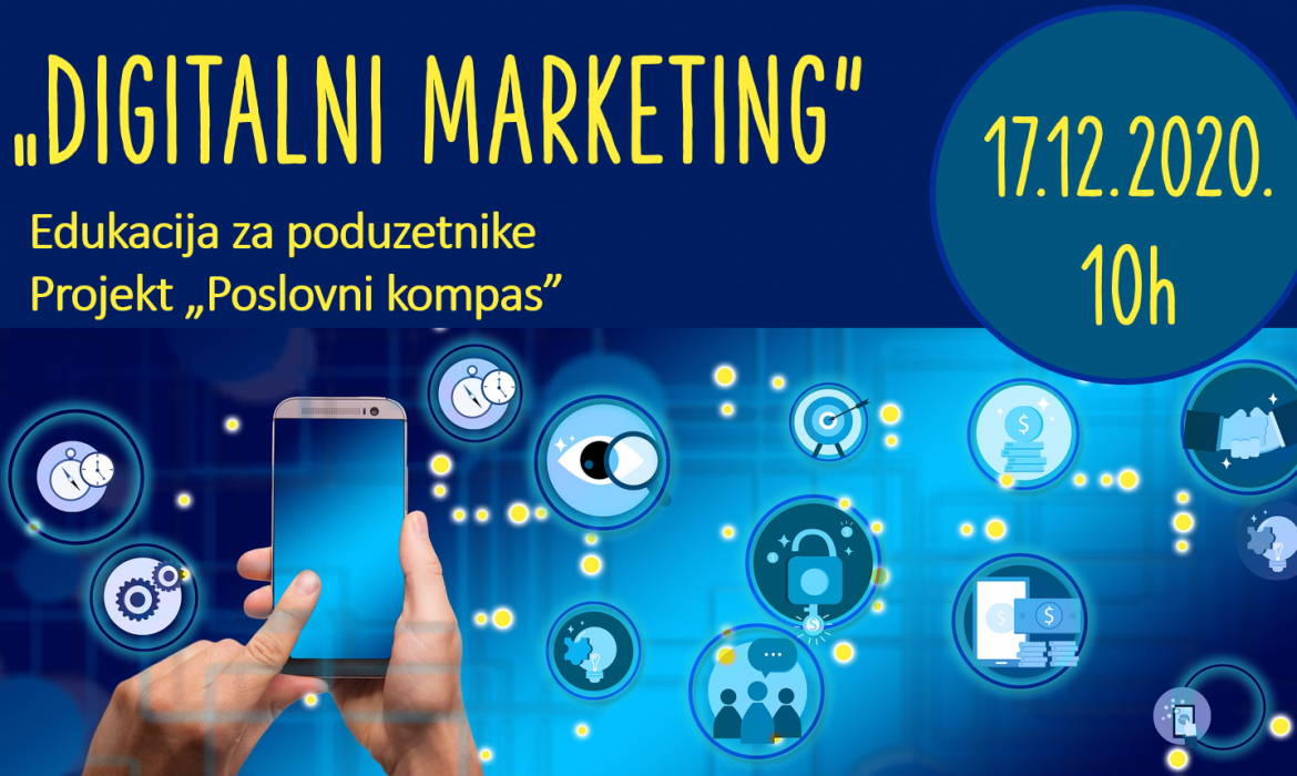 "17.12. edukacija ""Digitalni marketing"" za MSP- OTKAZANO"