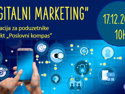 "17.12. edukacija ""Digitalni marketing"" za MSP"