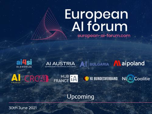 3. Europski forum o umjetnoj inteligenciji