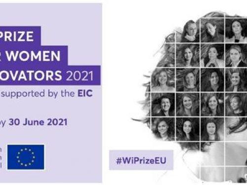 Nagrada Horizon – EU nagrada za žene inovatorice 2021.