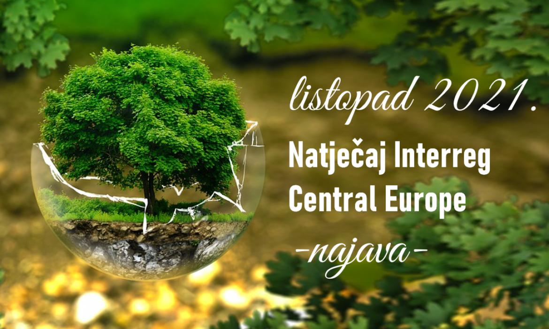 Najavljen natječaj Interreg Central Europe