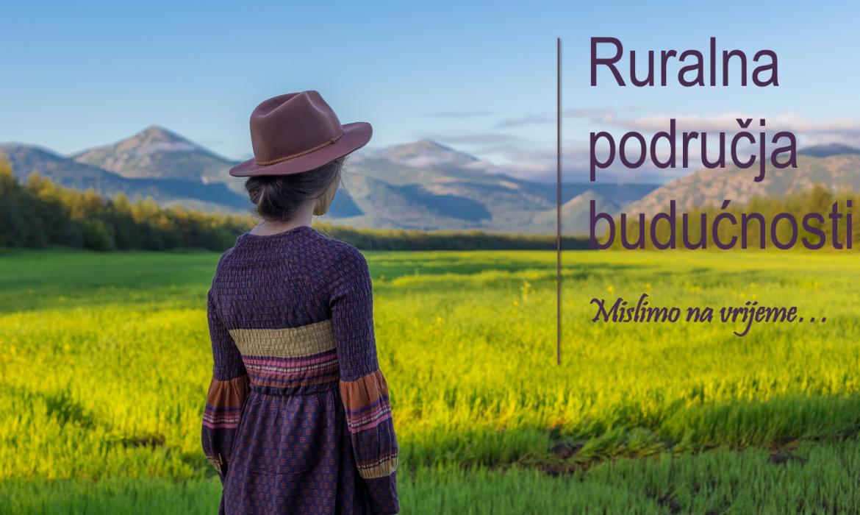 Sudjelujte u razvoju dugoročne vizije ruralnog razvoja