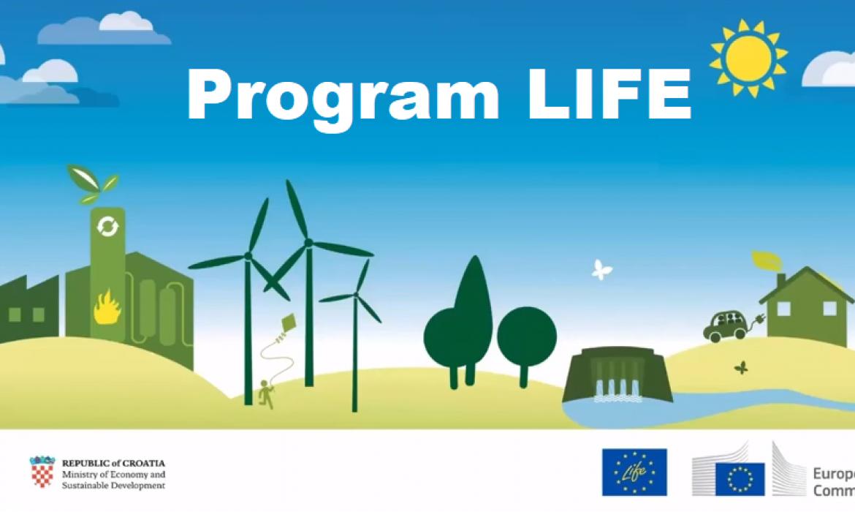 Otvoren natječaj za Program LIFE za 2021. godinu