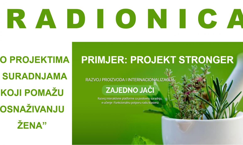 "Prezentacija internacionalnog projekta ""STRONGER"""
