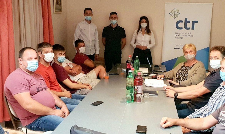 Održano savjetovanje poduzetnika u Slavonskom Šamcu