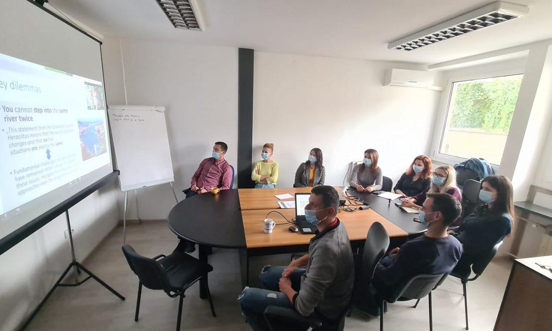 """Online međunarodna konferencija """"Strateške pripreme razvojnih programa i projekata za financiranje ESI fondovima u novom programskom razdoblju 2021.-2027."""""""