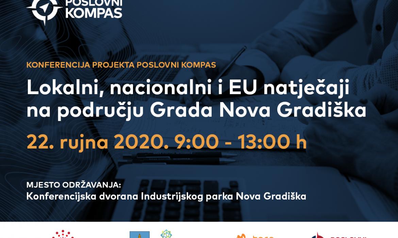 Lokalni, nacionalni i EU natječaji na području Grada Nova Gradiška