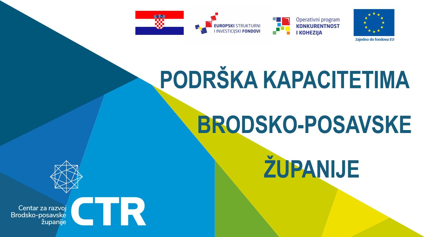 Podrška kapacitetima Brodsko-posavske županije