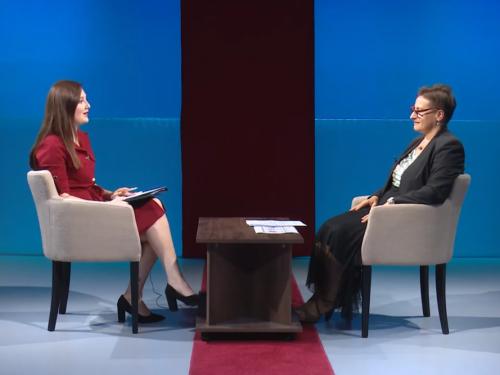 SBTV Pressing | Gostovanje ravnateljice Mirele Brechelmacher 17 08 2020