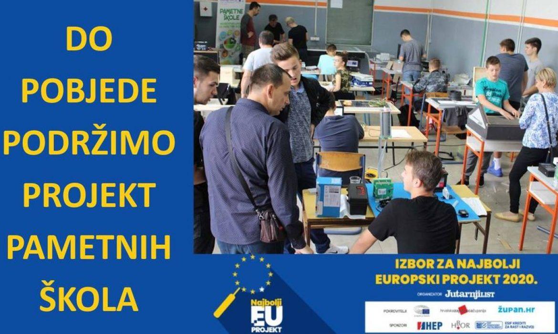 Najbolji EU projekt – glasanje