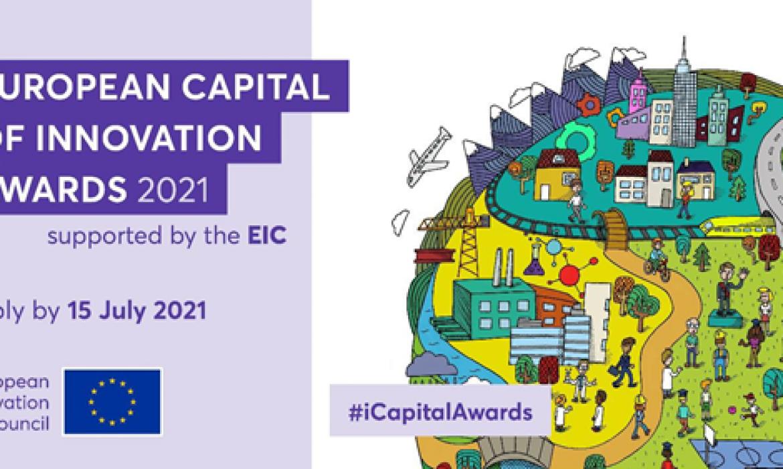 Horizon Europe 2021. – nagrade Europske prijestolnice inovacija
